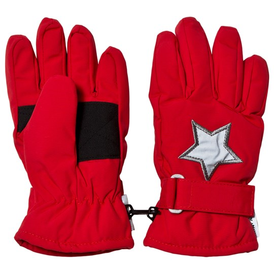 Mini A Ture Celio Gloves Chinese Red Chinese Red