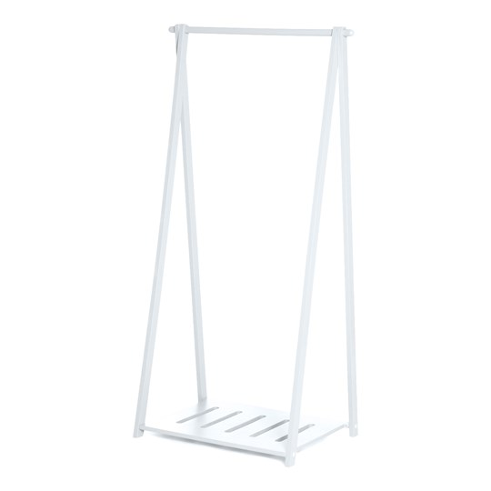 JOX Clothing Stand White Multi