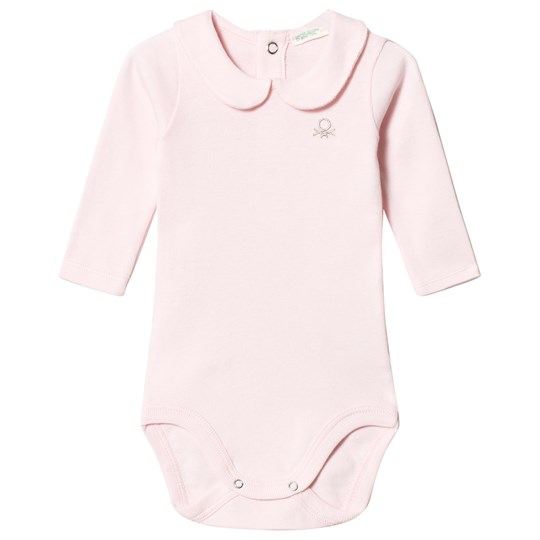 United Colors of Benetton Light Pink Baby Body Light Pink