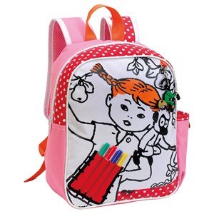 Image of Pippi Långstrump Pippi Color Backpack (3135223093)
