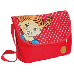 Image of Pippi Långstrump Pippi Flap Bag Red (3135223097)