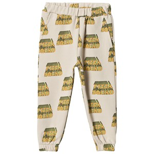 Image of Hugo Loves Tiki Pizza Squad 80's Sweatpants Pale Green 12-18 mdr (3125247245)