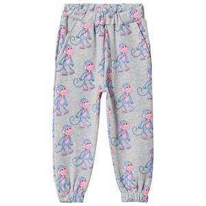 Image of Hugo Loves Tiki Monkey 80's Sweatpants Grey 12-18 mdr (3125247257)