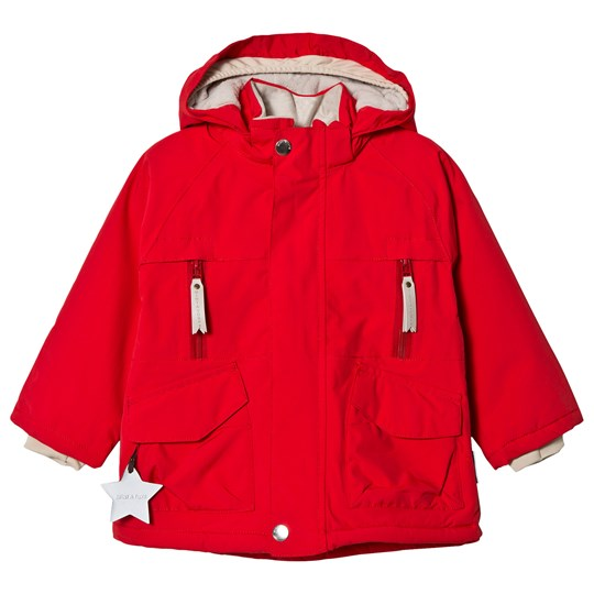 Mini A Ture Wille Jacket Chinese Red Chinese Red