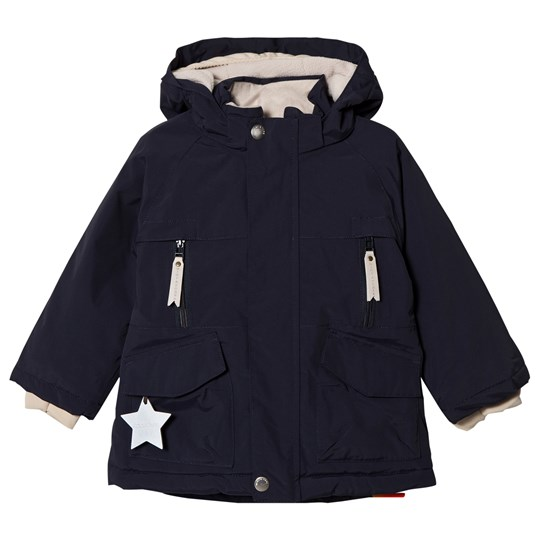 Mini A Ture Wille Jacket Sky Captain Blue Sky captain blue
