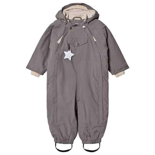 Mini A Ture Wisti Snowsuit Steel Grey Steel Grey