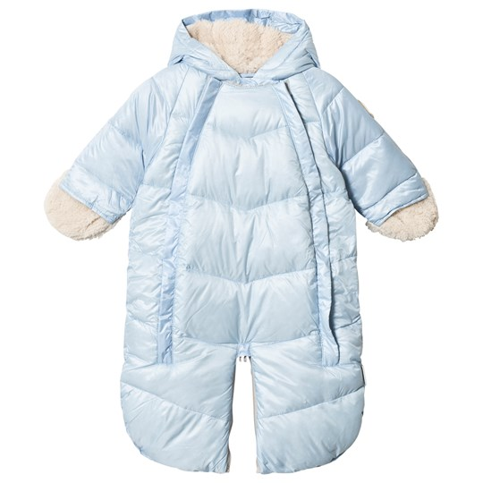 Mini A Ture Yoko Coverall/Sleeping Bag Cashmere Blue Cashmere blue
