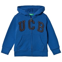 United Colors of Benetton Jacket W/Hood L/S Blue