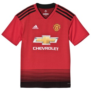 Image of Manchester United Manchester United ´18 Home Shirt 15-16 years (176 cm) (3125284969)