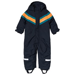 Image of Didriksons Romme Kids Overalls Navy 80 (9-12 mdr) (3125239133)