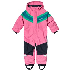 Didriksons Romme Kids Coverall Lollipop