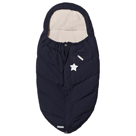 Mini A Ture Knirke Footmuff Sky Captain Blue Sky captain blue