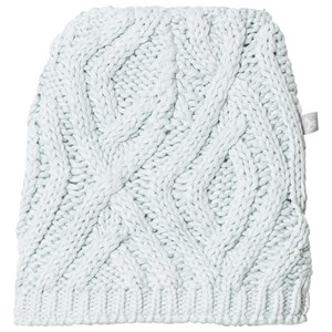 Image of The Little Tailor Blue Knitted Beanie 0-6 months (3125258119)