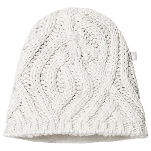 Image of The Little Tailor Soft Grey Knitted Hat 6-12 months (778844)