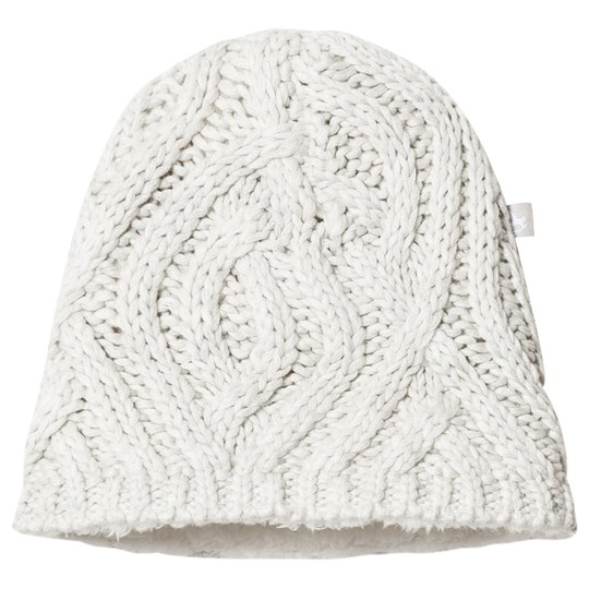 The Little Tailor Soft Grey Knitted Hat Soft Grey