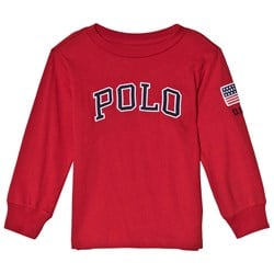 Ralph Lauren Red Logo T-Shirt
