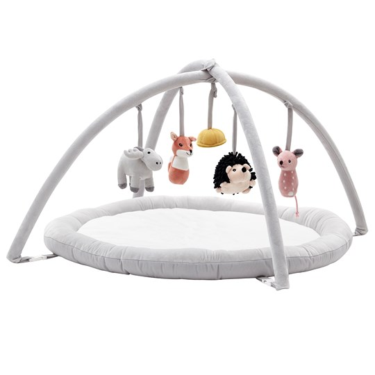 Kids Concept Baby Gym Edvin Grey