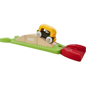 Image of BRIO BRIO® My First Railway - 33728 Ramp Pack 12 mdr. - 4 år (852601)
