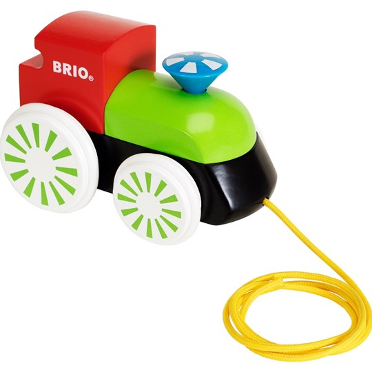 BRIO BRIO® Baby - 30240 Pull Along Engine Multi