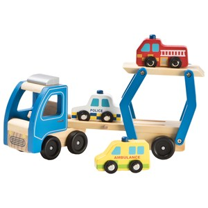 Image of Wood Little Car Carrier (3125306871)