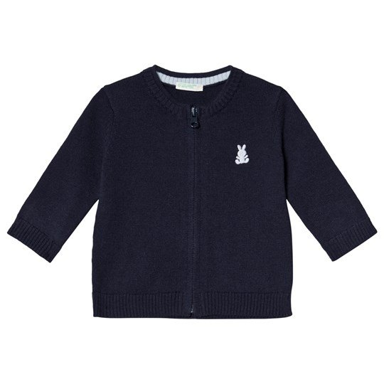United Colors of Benetton Navy Knitted Cardigan Navy