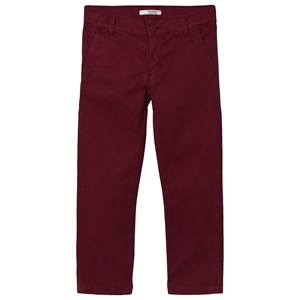 Image of Dr Kid Burgundy Corduroy Pants 12 mdr (1155338)