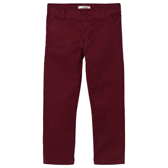 Dr Kid Burgundy Corduroy Pants 480