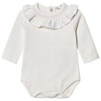 Dr Kid Embroidered Collar Baby Body Vit 252 cb691e672bb9f