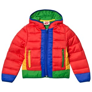 Image of Tootsa MacGinty Aasgard Packaway Puffer Jacket Bright Red 18-24 months (3125310379)