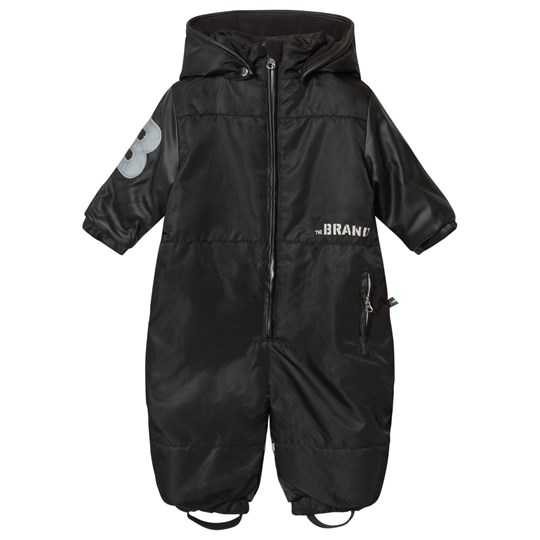 The BRAND Winter Overall Black Black