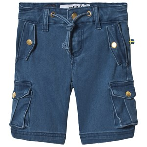 Image of The BRAND Army Shorts Blue 68/74 (151404)