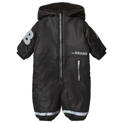 The BRAND Winter Bolt Overall Black