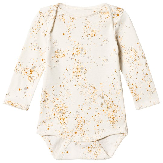 Soft Gallery Niki Baby Body Fluffy Sky Mini Splash Fluffy Sky, AOP Mini Splash Cream