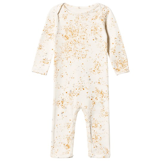 Soft Gallery Ben One-Piece Fluffy Sky Mini Splash Fluffy Sky, AOP Mini Splash Cream
