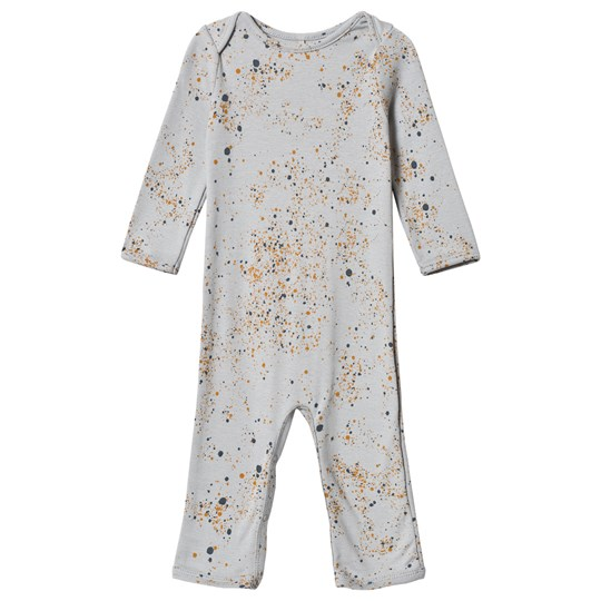Soft Gallery Ben One-Piece Ocean Grey Mini Splash Ocean Grey, AOP Mini Splash Blue