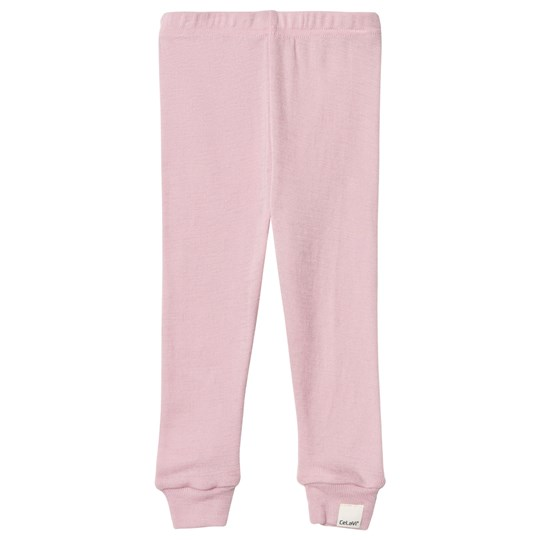 Celavi Wool Mini Leggings Light Rose Light Rose