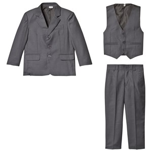 Image of Jocko 3-Piece Costume Set Grey 116 cm (3125333229)