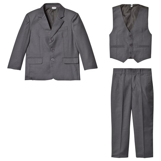 Jocko 3-Piece Costume Set Grey Black