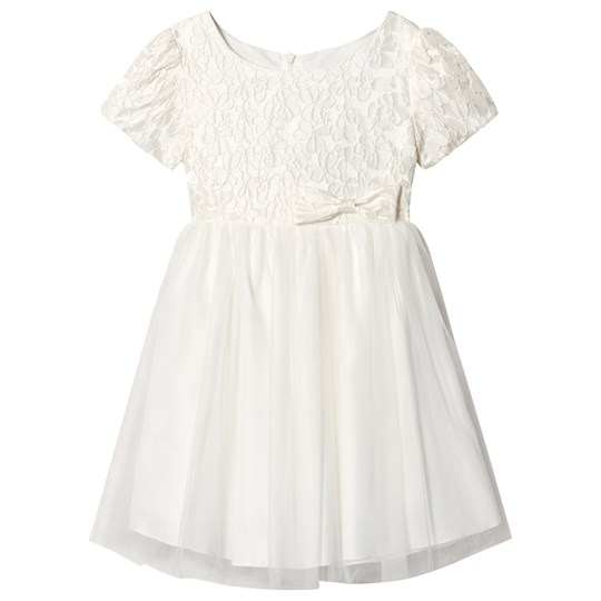 Jocko Dress Ivory White