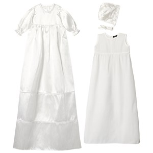 Image of Jocko Babtismal Dress Ivory One Size (992187)