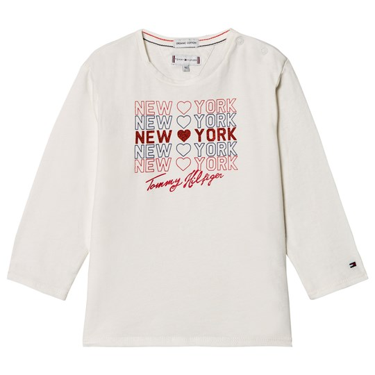 Tommy Hilfiger White Love New York Tee 118