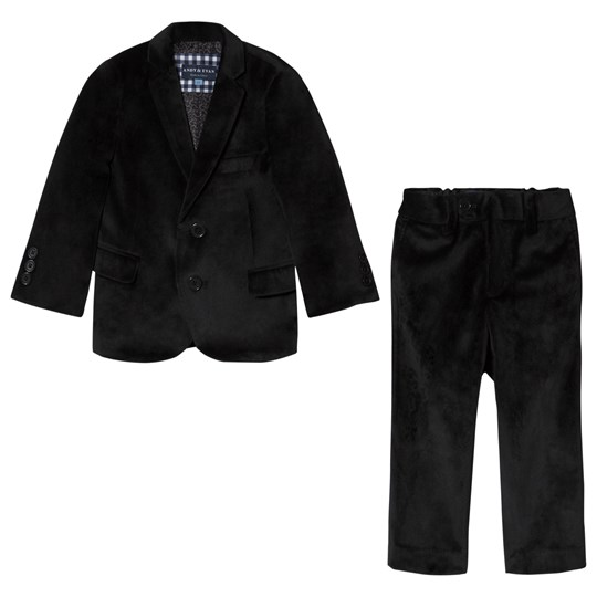 Andy & Evan Suit Black BKK