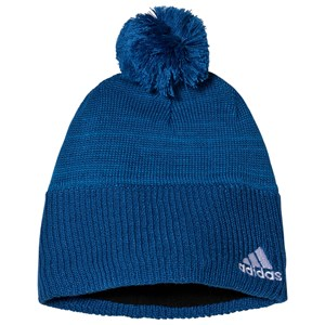 Image of adidas Performance Blue Branded Beanie OSFC (50 - 52 cm) (3125301143)