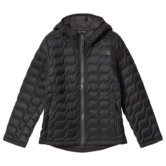 The North Face Black ThermoBall Hoodie Black