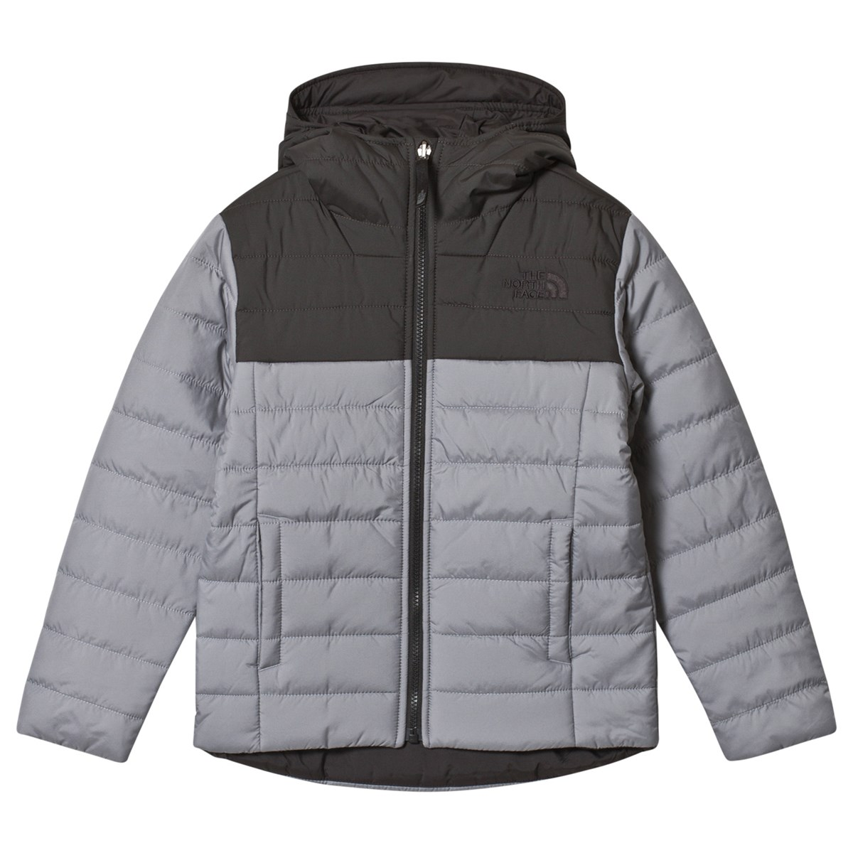 Vändbar Perrito Jacka SilverSvart The North Face Babyshop