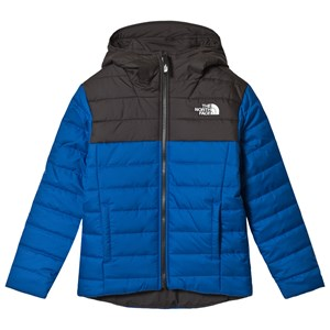 Image of The North Face Blue & Navy Reversible Perrito Jacket S (7-8 years) (3125247165)