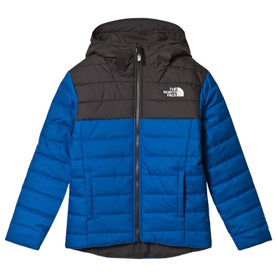 The North Face Blue & Navy Reversible Perrito Jacket Turkish Sea