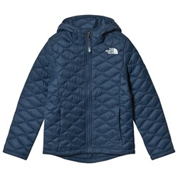 The North Face Navy ThermoBall Zip Through Hoodie