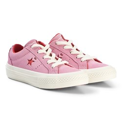 Converse Hello Kitty One Star Sneakers Rosa