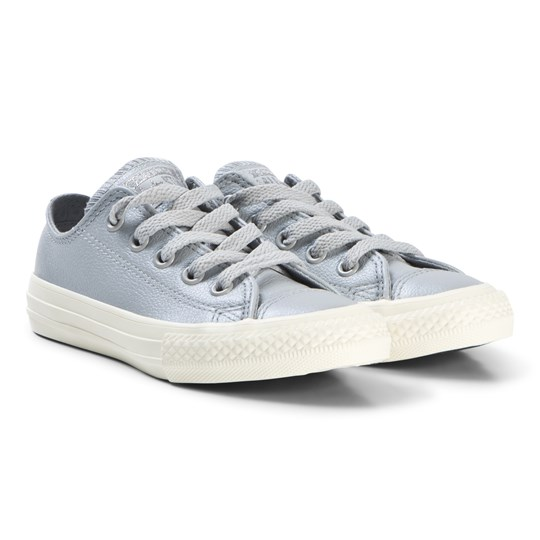 Converse Pearlescent Blue Grey Chuck Taylor All Star OX